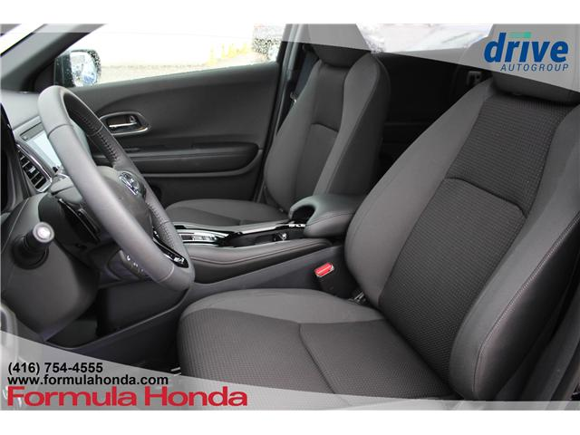 2019 Honda HR-V Sport (Stk: B11156) in Scarborough - Image 11 of 29