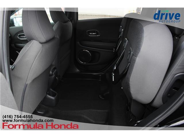 2019 Honda HR-V Sport (Stk: B11156) in Scarborough - Image 24 of 29