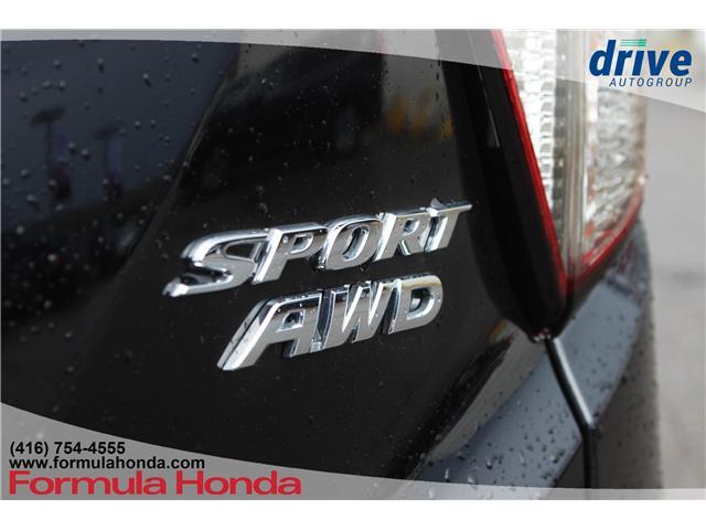 2019 Honda HR-V Sport (Stk: B11156) in Scarborough - Image 28 of 29