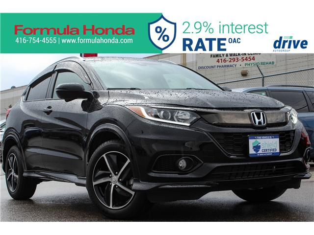 2019 Honda HR-V Sport (Stk: B11156) in Scarborough - Image 1 of 29