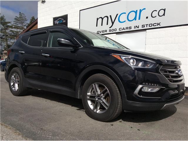 2017 Hyundai Santa Fe Sport 2.4 SE (Stk: 190610) in Richmond - Image 1 of 21