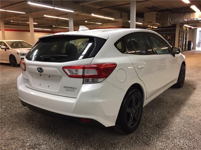 2017 Subaru Impreza Touring (Stk: P277) in Newmarket - Image 5 of 18