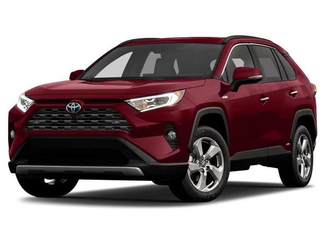 2019 Toyota RAV4 Hybrid Limited (Stk: 190228) in Cochrane - Image 1 of 3