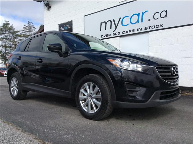 2016 Mazda CX-5 GX (Stk: 190618) in North Bay - Image 1 of 19