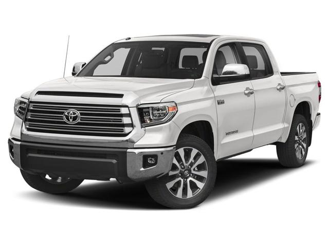 2019 Toyota Tundra Platinum 5.7L V8 (Stk: D29S0130) in Calgary - Image 1 of 9