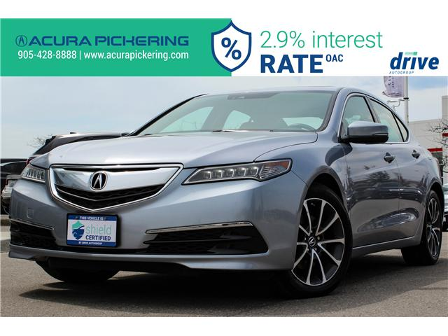 2015 Acura TLX Tech (Stk: AP4845) in Pickering - Image 1 of 30
