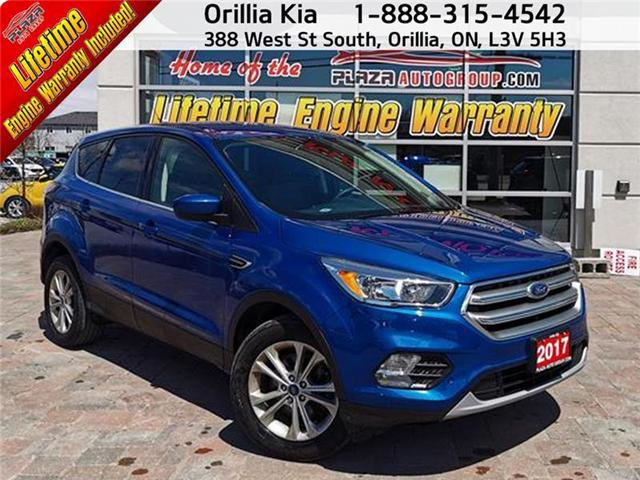2017 Ford Escape SE (Stk: KU649) in Orillia - Image 1 of 19