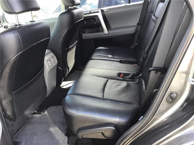 2011 Toyota 4Runner SR5 V6 (Stk: 203411) in Brooks - Image 19 of 21