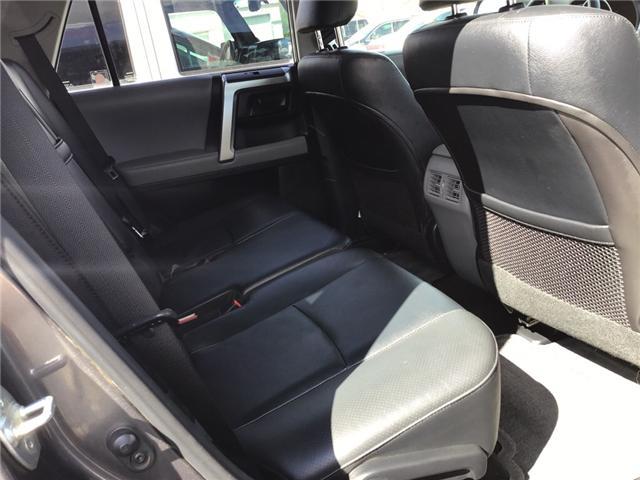 2011 Toyota 4Runner SR5 V6 (Stk: 203411) in Brooks - Image 20 of 21