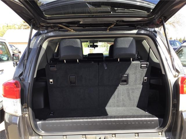 2011 Toyota 4Runner SR5 V6 (Stk: 203411) in Brooks - Image 21 of 21