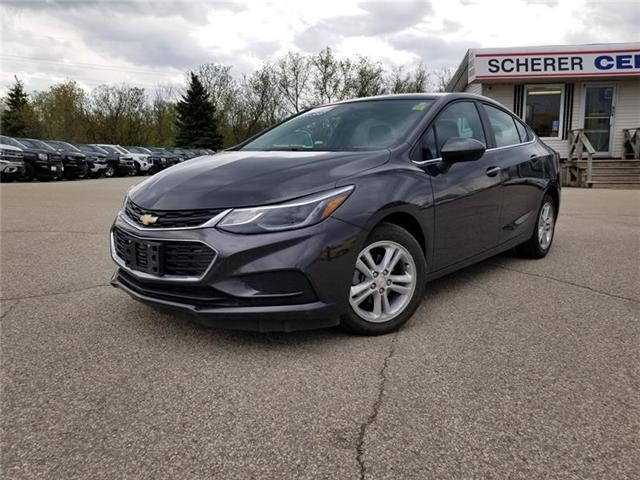 2016 Chevrolet Cruze LT Manual (Stk: 198290A) in Kitchener - Image 1 of 7