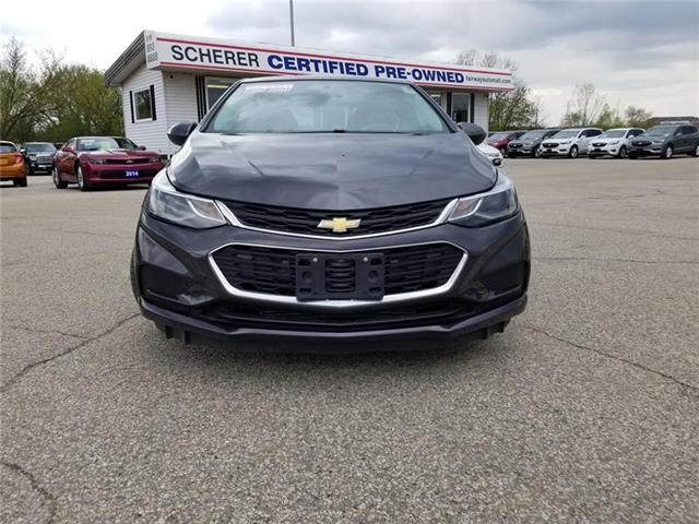 2016 Chevrolet Cruze LT Manual (Stk: 198290A) in Kitchener - Image 2 of 7