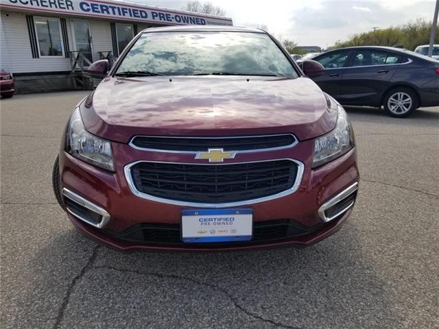 2015 Chevrolet Cruze  (Stk: 590450) in Kitchener - Image 2 of 9