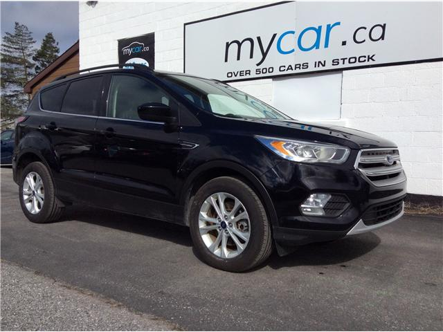 2018 Ford Escape SEL (Stk: 190584) in Richmond - Image 1 of 21