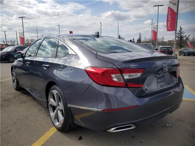 2018 Honda Accord Touring (Stk: 2180251D) in Calgary - Image 3 of 29