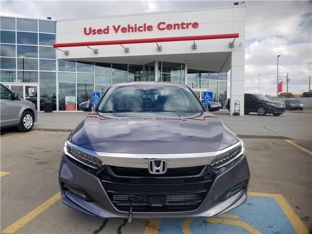 2018 Honda Accord Touring (Stk: 2180251D) in Calgary - Image 29 of 29