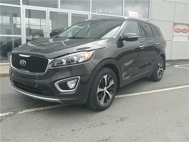 2018 Kia Sorento 3.3L EX+ (Stk: 19025A) in New Minas - Image 1 of 18