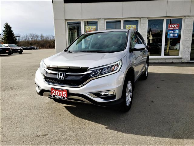 2015 Honda CR-V EX-L (Stk: N19260A) in Timmins - Image 1 of 10