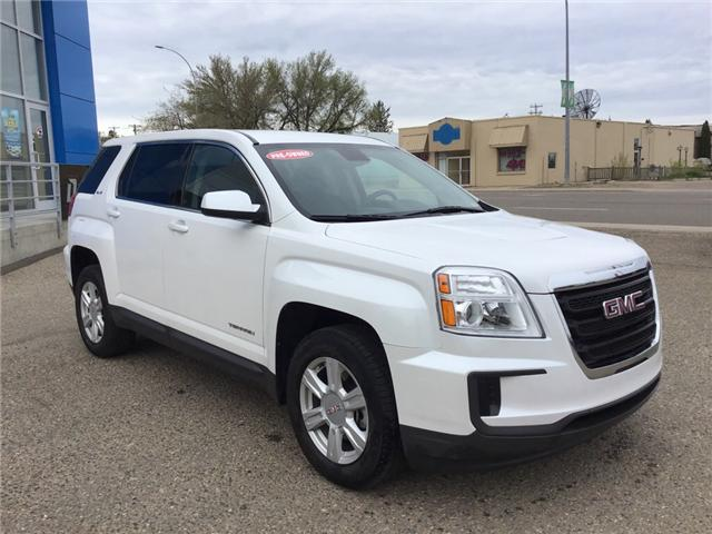 2016 GMC Terrain SLE-1 (Stk: 185415) in Brooks - Image 1 of 20