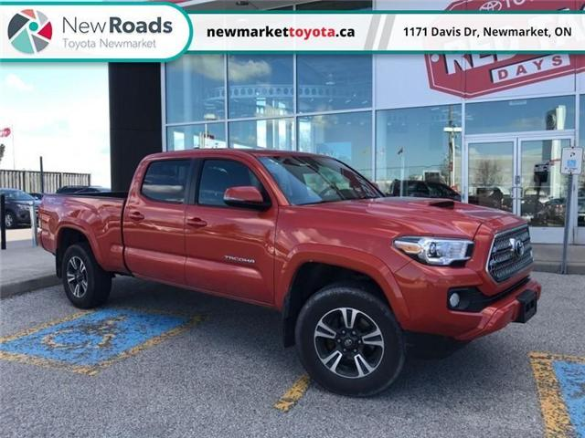 2017 Toyota Tacoma TRD Sport (Stk: 341561) in Newmarket - Image 1 of 17