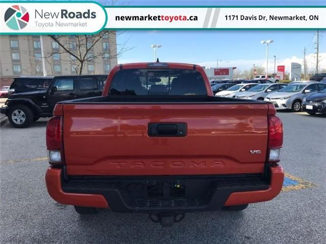 2017 Toyota Tacoma TRD Sport (Stk: 341561) in Newmarket - Image 4 of 17