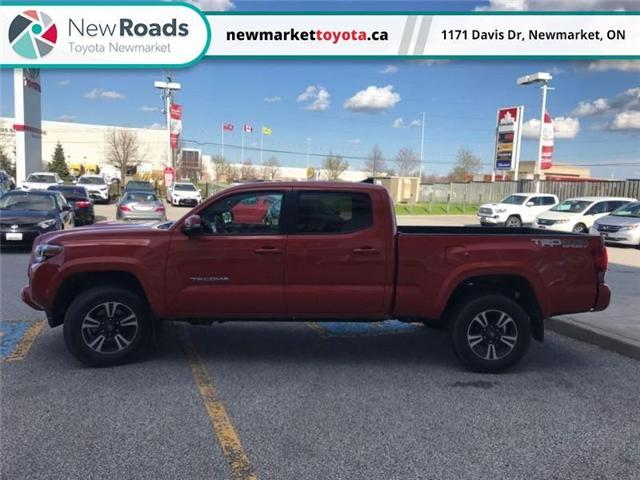2017 Toyota Tacoma TRD Sport (Stk: 341561) in Newmarket - Image 6 of 17