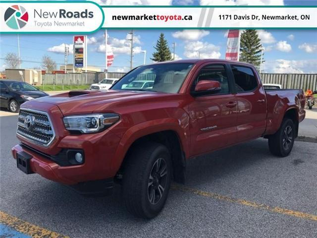 2017 Toyota Tacoma TRD Sport (Stk: 341561) in Newmarket - Image 7 of 17