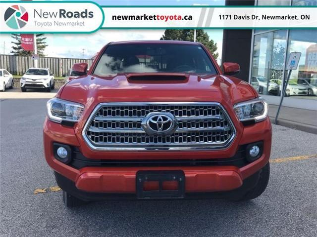 2017 Toyota Tacoma TRD Sport (Stk: 341561) in Newmarket - Image 8 of 17
