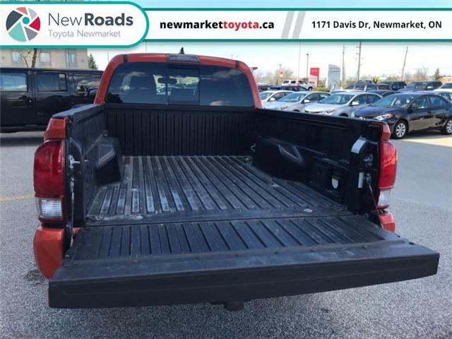 2017 Toyota Tacoma TRD Sport (Stk: 341561) in Newmarket - Image 9 of 17