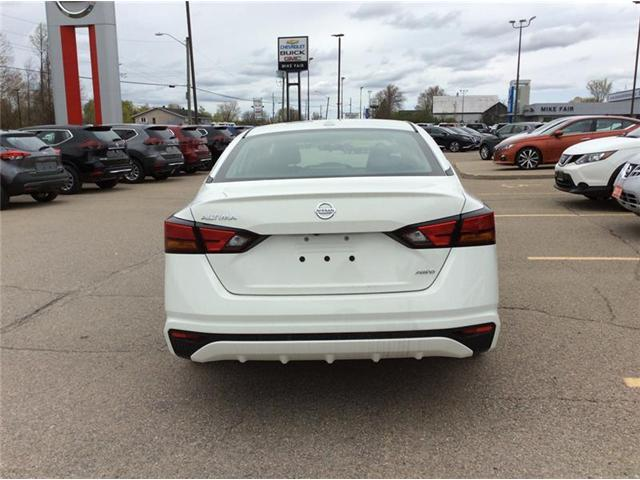 2019 Nissan Altima 2.5 S (Stk: 19-113) in Smiths Falls - Image 7 of 13