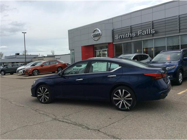 2019 Nissan Altima 2.5 Platinum (Stk: 19-158) in Smiths Falls - Image 3 of 13