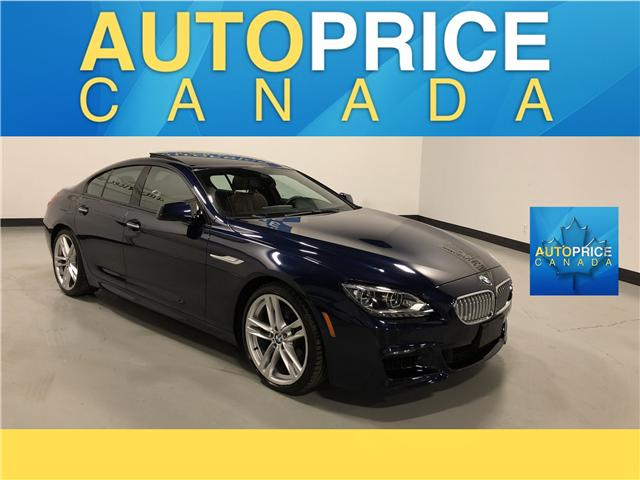 2015 BMW 650i xDrive Gran Coupe (Stk: W0327) in Mississauga - Image 1 of 30