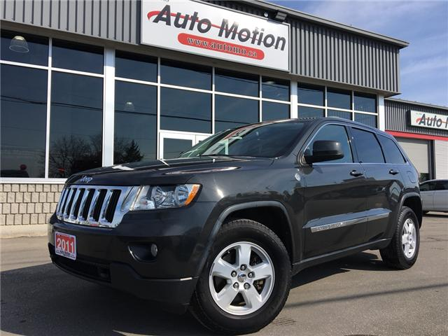 2011 Jeep Grand Cherokee Laredo (Stk: 19569) in Chatham - Image 1 of 19