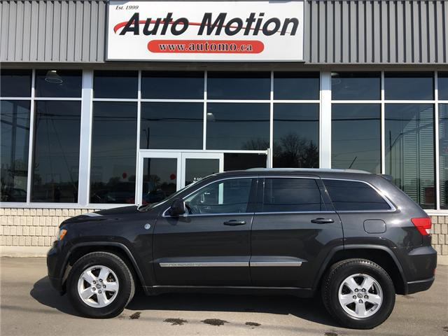2011 Jeep Grand Cherokee Laredo (Stk: 19569) in Chatham - Image 2 of 19