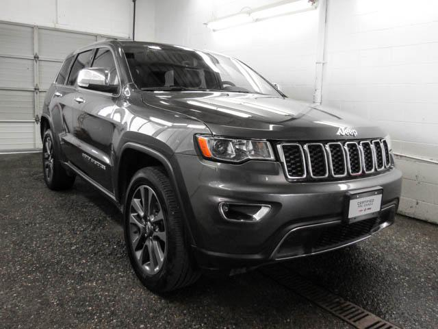 2018 Jeep Grand Cherokee Limited (Stk: P9-58290) in Burnaby - Image 2 of 23
