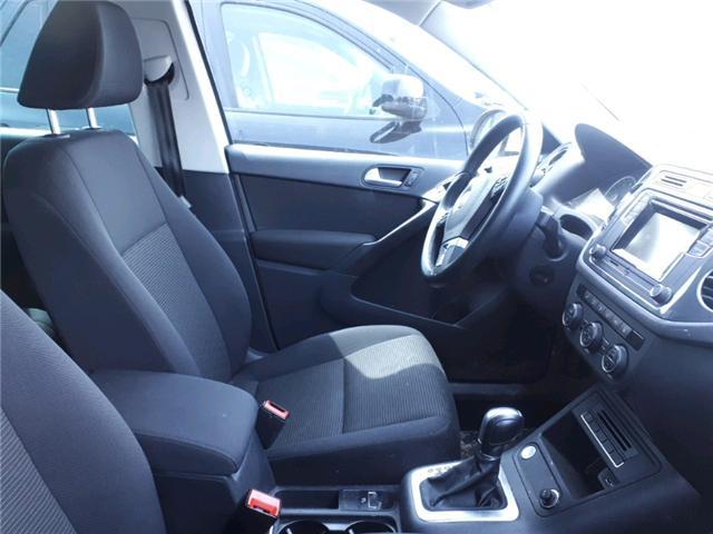 2016 Volkswagen Tiguan Comfortline (Stk: GW615618) in Sarnia - Image 2 of 3