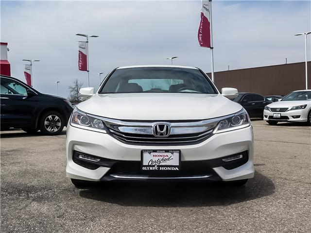2017 Honda Accord Sport (Stk: A7952A) in Guelph - Image 2 of 24