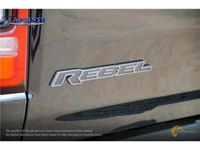 2019 RAM 1500 Rebel (Stk: 19288) in Pembroke - Image 5 of 20