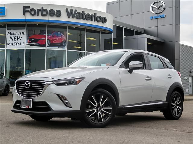2016 Mazda CX-3 GT (Stk: A6475A) in Waterloo - Image 1 of 24