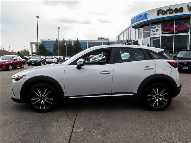 2016 Mazda CX-3 GT (Stk: A6475A) in Waterloo - Image 8 of 24