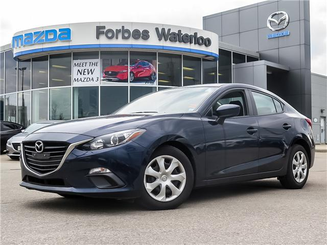 2016 Mazda Mazda3 GX (Stk: W2329) in Waterloo - Image 1 of 21