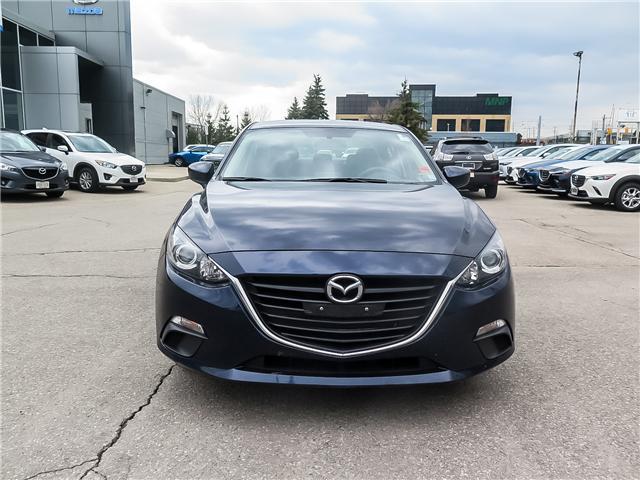 2016 Mazda Mazda3 GX (Stk: W2329) in Waterloo - Image 2 of 21