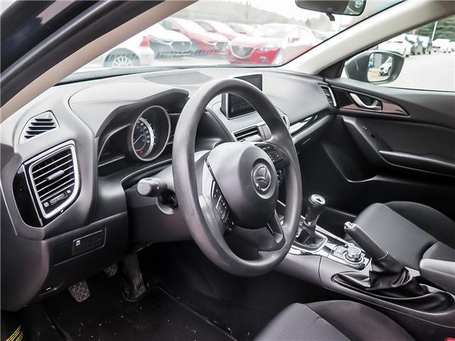 2016 Mazda Mazda3 GX (Stk: W2329) in Waterloo - Image 10 of 21