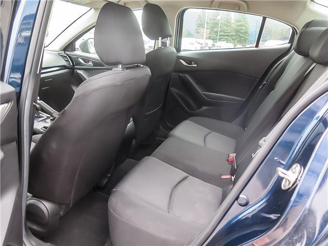 2016 Mazda Mazda3 GX (Stk: W2329) in Waterloo - Image 12 of 21