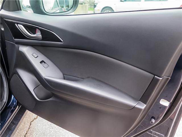 2016 Mazda Mazda3 GX (Stk: W2329) in Waterloo - Image 18 of 21