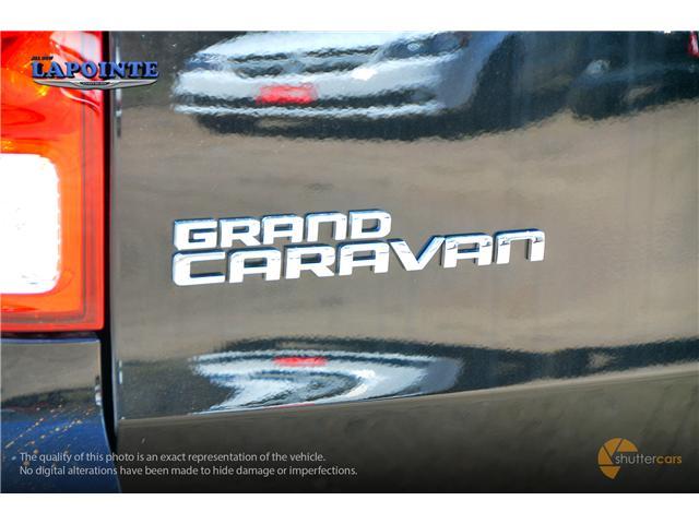 2019 Dodge Grand Caravan CVP/SXT (Stk: 19335) in Pembroke - Image 5 of 20