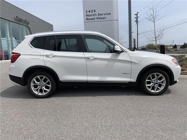 2013 BMW X3 xDrive28i (Stk: B8582) in Oakville - Image 2 of 8