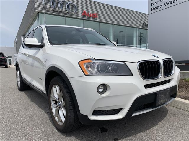 2013 BMW X3 xDrive28i (Stk: B8582) in Oakville - Image 1 of 8