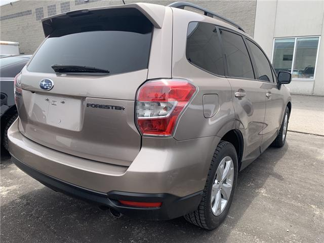 2015 Subaru Forester 2.5i Touring Package (Stk: SUB1421) in Innisfil - Image 2 of 4