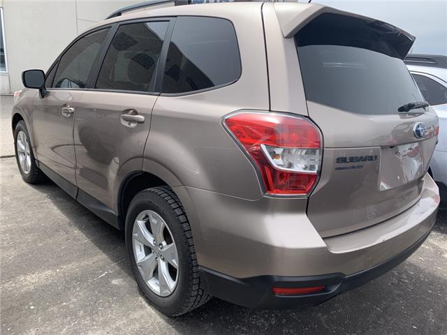 2015 Subaru Forester 2.5i Touring Package (Stk: SUB1421) in Innisfil - Image 3 of 4